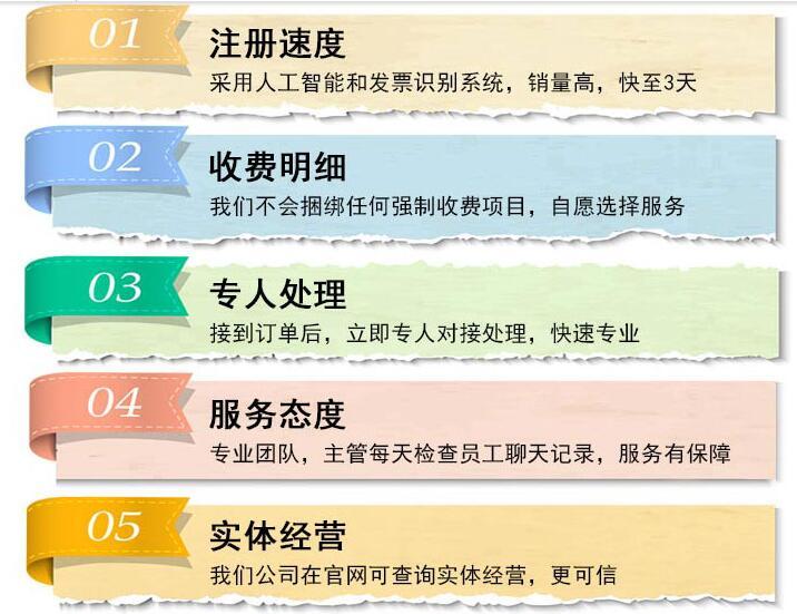 深圳贸易公司注册费用