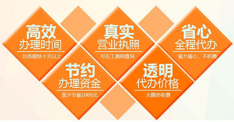 深圳个体工商户注册
