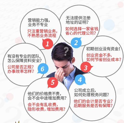 深圳商贸公司注册材料