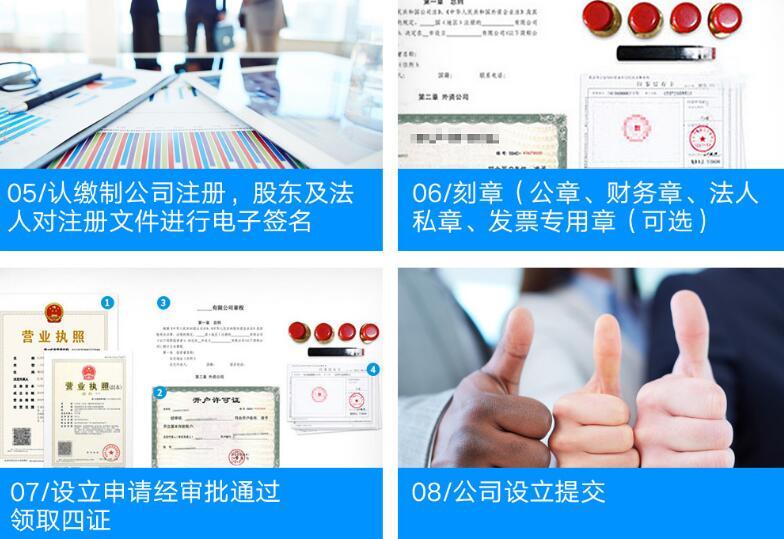 代办深圳公司注册流程
