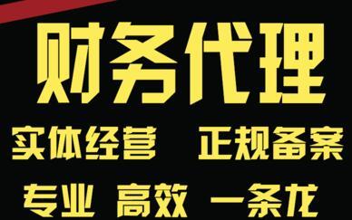 【】深圳龙华代理记账公司,小规模纳税人申报表